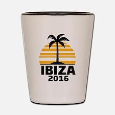 Ibiza 2016 Shot Glass