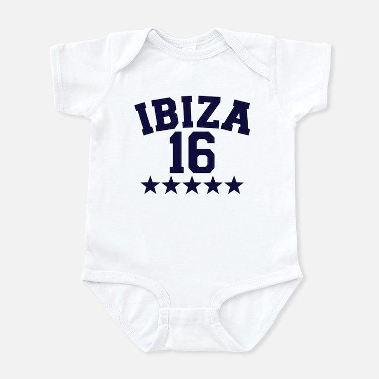 Ibiza 2016 Infant Bodysuit