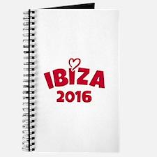 Ibiza 2016 Journal