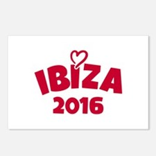 Ibiza 2016 Postcards (Package of 8)