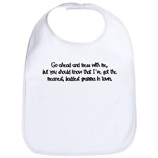 One Bad Gramma Baby Bib
