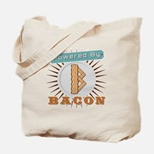 Cool Bacon powered Tote Bag
