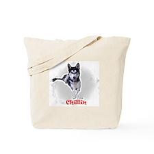 Chillin Dylan Tote Bag