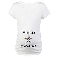 Funny Hockey girl Shirt