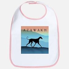 Blue Mountains Azawakh Bib