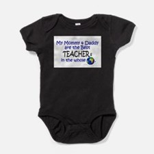 Unique Teachers Baby Bodysuit