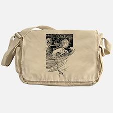 Mermaid Dreams Messenger Bag