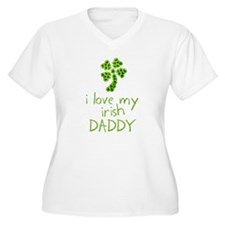 I Love My Irish Daddy T-Shirt
