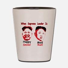 Funny Communist Shot Glass