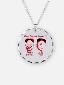 Cute North korea Necklace