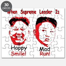 Cool North korea Puzzle