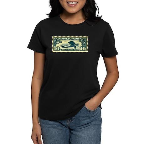 1927 Air Mail Women's Dark T-Shirt