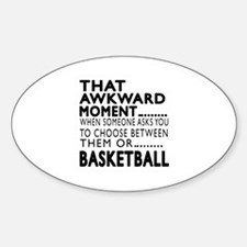 Basketball Awkward Moment Des Decal