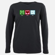 Cute Middle ages Plus Size Long Sleeve Tee