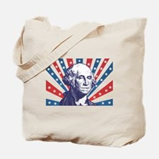 Cute George washington Tote Bag