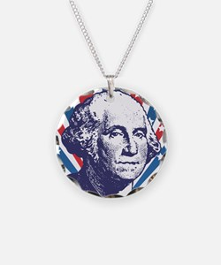 george washington Necklace