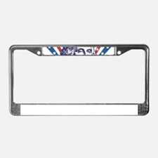 george washington License Plate Frame