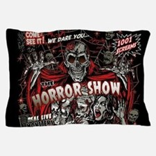 Horror Movie Monsters Spook Show Pillow Case