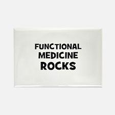 Functional Medicine Rocks Rectangle Magnet