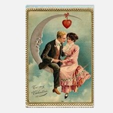 Funny 1900s Postcards (Package of 8)