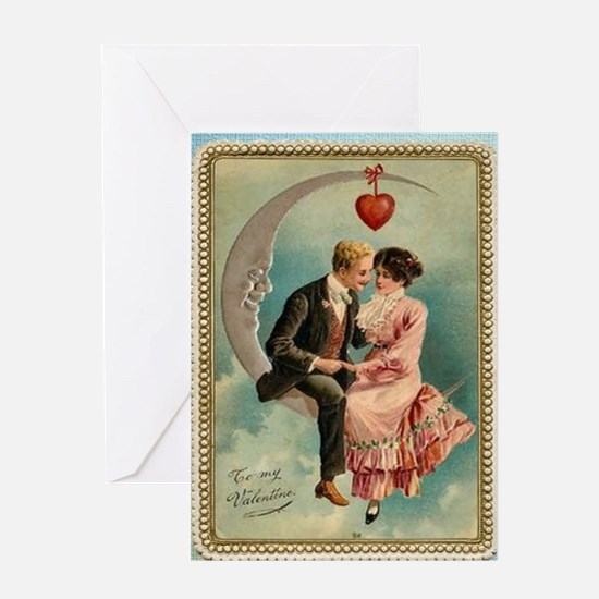 Funny 1800s fashion Greeting Card