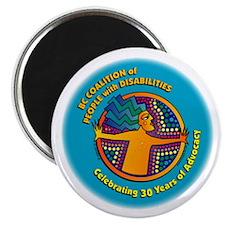 BCCPD Celebrates! Magnet