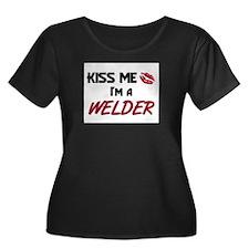 Kiss Me I'm a WELDER T