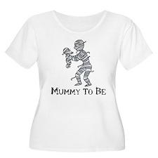 Halloween Mummy T-Shirt