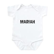 Mariah Infant Bodysuit