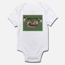 Canadian Geese Infant Bodysuit