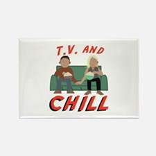 TV & Chill Magnets