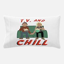 TV & Chill Pillow Case