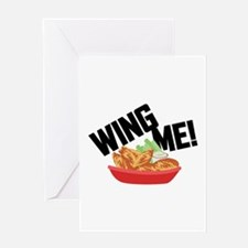 Wing Me! Greeting Cards