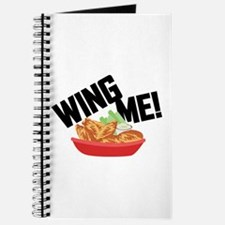 Wing Me! Journal
