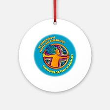 BCCPD Celebrates! Ornament (Round)