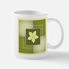 FLORAL TILE Mug