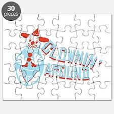 Clownin Around Puzzle