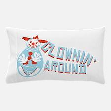 Clownin Around Pillow Case