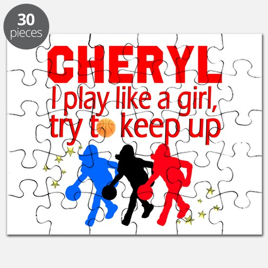 LOVE BASKETBALL Puzzle