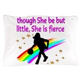 Basketball girls Pillow Cases
