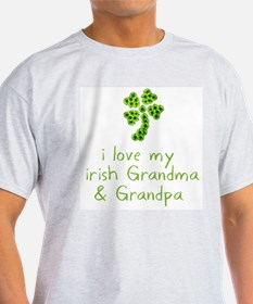 I Love my Irish Grandma & Gra T-Shirt