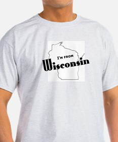 Newsradio Wisconsin T-Shirt