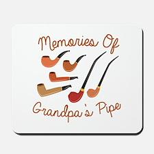 Grandpas Pipe Mousepad