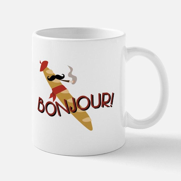 Oui-Oui! Mugs