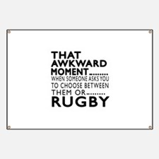 Rugby Awkward Moment Designs Banner