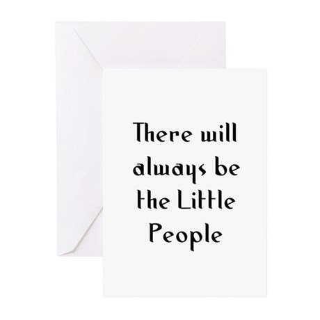 There will always be the Litt Greeting Cards (Pk o