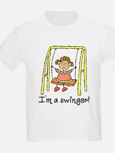 I'm a Swinger! T-Shirt