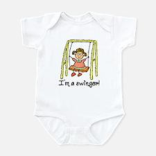 I'm a Swinger! Infant Bodysuit