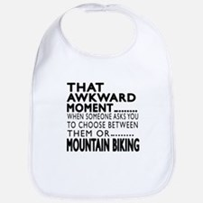 Mountain Biking Awkward Moment Designs Bib