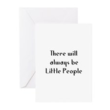 There will always be Little P Greeting Cards (Pk o